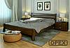 Кровать деревянная Венеция Arbor, фото 5