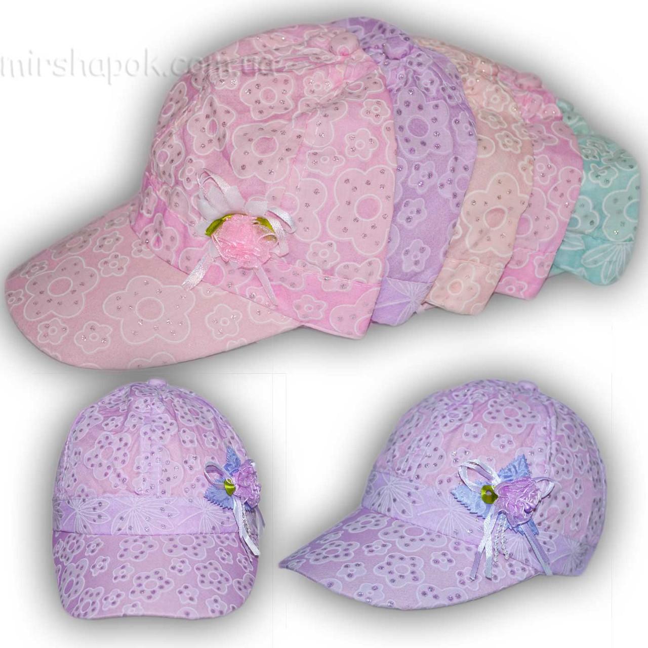 Детские кепки для девочек, S439