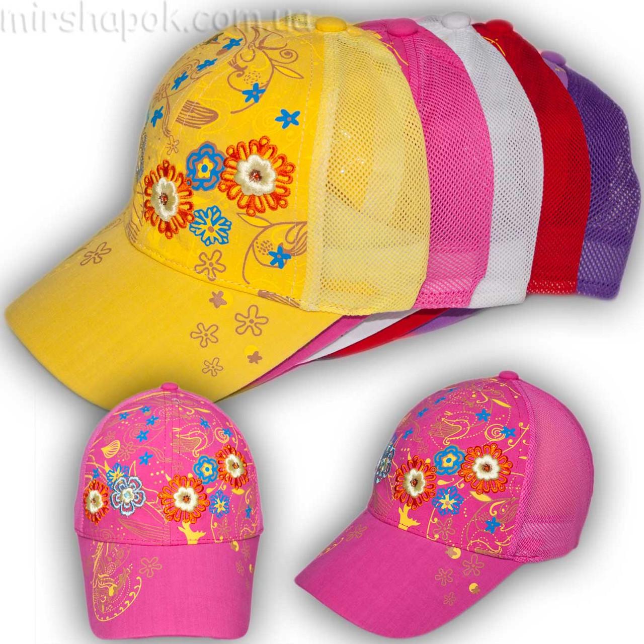 Детские кепки для девочек, S438