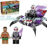 "Конструктор Brick (Брик) Legendary Pirates ""Ядовитый паук"": 73 детали, 2 фигурки"
