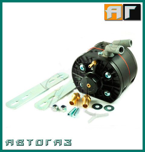 Газовый редуктор KME R2 TWIN 410 л.с.