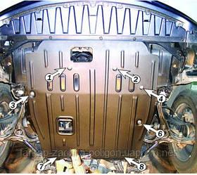 Защита картера HONDA Accord VI 1,8;2,0 Англия c1998-2002 г.