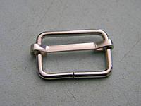 Рамка регулятор (перетяжка) 20 мм (500 штук) цвет никель