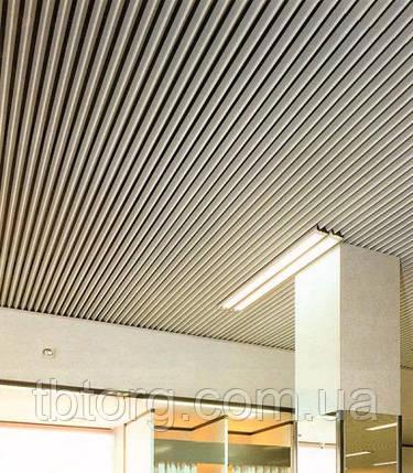 Комплект рейкової стелі кубообразного (монтаж), фото 2