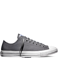Кеды Converse All Star II Low Chuck Tailor Lunarlon серого цвета