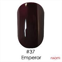 Гель-лак Naomi Gel Polish 37 - Emperor, 6 мл