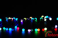 Светодиодная гирлянда LED Ball Garland RGB, IP20