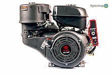 Двигатель бензиновый Weima WM192FE-S (18 л.с., эл.стартер, вал 25 мм шпонка)