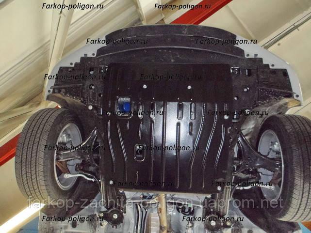 Защита картера HONDA Accord IX v-2,4 АКПП/МКПП c-2013 г.