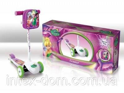 Самокат SD0115 Disney Fairies