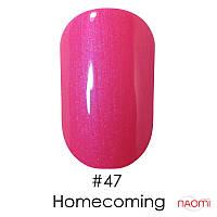 Гель-лак Naomi Gel Polish 47 - Homecoming, 6 мл