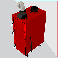 Котел длительного горения ALTEP KT-1EN 24 кВт, фото 4