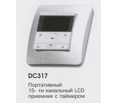 Приемник ворот LCD DC 317, фото 2