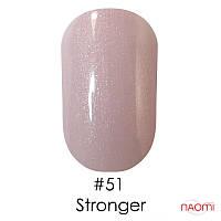 Гель-лак Naomi Gel Polish 51 - Stronger, 6 мл