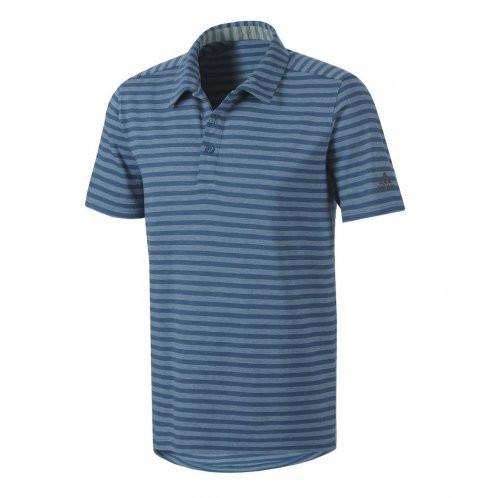 Футболка поло спортивная, мужская adidas Hiking Striped Polo D82047 адидас