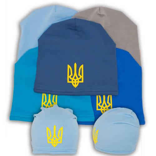 """Шапочка трикотажная """"Ukraine"""""""