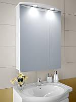 Шкаф зеркальный с подсветкой 800*600*145
