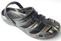 Подростковые кроксы. СЛП-06 камуфляж.