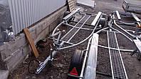Прицеп для резиновой лодки. Цинк. Прицеп для ПВХ лодки. , фото 1