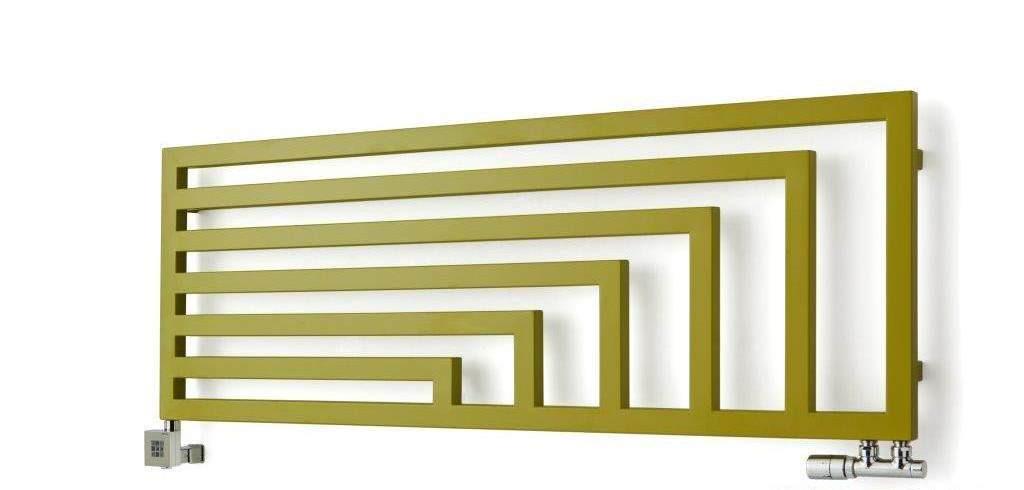 Дизайнерские радиаторы Terma Angus Horizontal