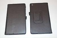 Чехол-книжка для Asus ZenPad C 7 Z170C Z170CG (черный цвет)