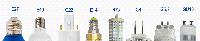 Разновидности цоколей для светодиодных ламп