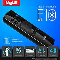 MeLe F10 BT Fly Air Mouse беспроводная клавиатура QWERTY Keyboard Remote Control Bluetooth Gyro IR Learning fo
