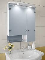 Шкаф зеркальный с подсветкой 752*600*125