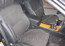 Чохли на сидіння Тойота Камрі V40 (чохли з екошкіри Toyota Camry V40 стиль Premium)