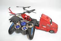 Трейлер с вертолетом на радиоуправлении P700A/701A/70