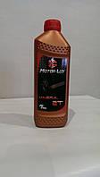 Масло двухтактное масло Motor Lux 2Т 1л