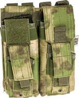 Подсумок Skif Tac для 2-х магазинов АК/AR, 2-х пистолетных