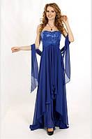 Платье вечернее на корсете G0822 (р.40-44)