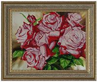 Набор для вышивки бисером Цветочное сияние 10113