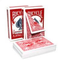 Трюковая колода Bicycle Double Back