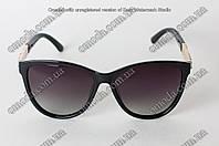 Черные солнцезащитные очки с камнями