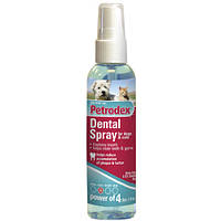 SENTRY Petrodex Dental Spray СЕНТРИ ПЕТРОДЕКС ДЕНТАЛ СПРЕЙ от зубного налета для собак и кошек