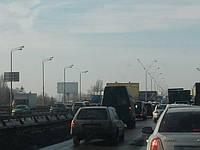 Размещение наружной рекламы,Голосеевский район,Южный мост