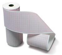 Бумага для ЭКГ, лента диаграммная рулон 57мм х 23м