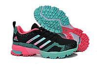 Кроссовки для бега женские  Adidas Marathon 10