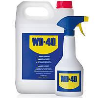Смазка универсальная WD-40 аэрозоль канистра 5л + распылитель