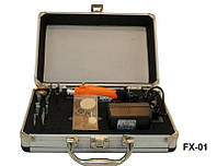 Фрезер с набором насадок в чемодане FX-01, YRE