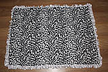 Конверт-одеяло для новорожденного леопардовый, фото 4