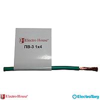 Провод ПВ3 1х4 ElectroHouse