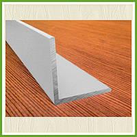 Уголок алюминиевый равносторонний