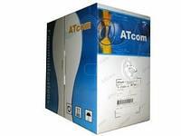 Сетевой кабель Atcom UTP бухта 305м Standart