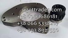 Плита под стартер с шестерней для установки в картер ПД-10