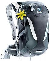 Велорюкзак женский Deuter Compact EXP 10 SL black/granite (3200115 7410)