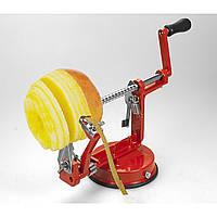 Яблокочистка Core Slice Peel, машинка для очистки яблок, прибор для чистки и нарезки яблок 3 в 1