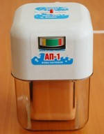 Активатор воды (электроактиватор) АП-1 с индикатором